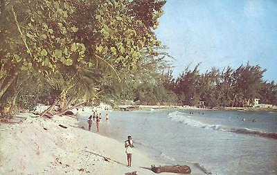 Barbados - W.I.  -  Christ Church - St. Lawrence Gap - Dover Beach  -  1981