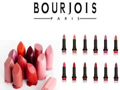 Bourjois Rouge Edition Tester Case Full Size Lipstick * Choose * New