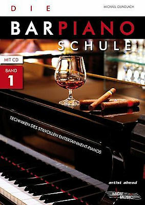 Die Bar-Piano-Schule Band 1 (+CD)
