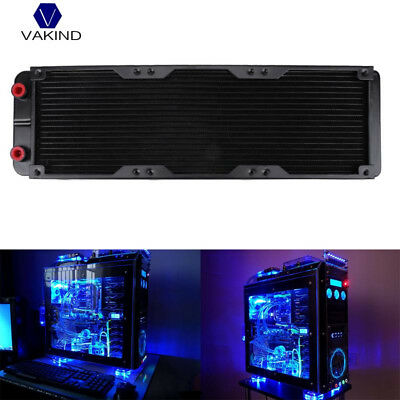 2018!!  G1/4 18Tubes 240mm Aluminum Computer Radiator Water Cooling For PC CPU