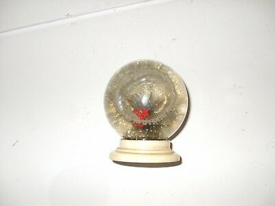 vintage snow globe made in japan