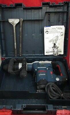 Bosch 11321Evs 13 Amp 1-9/16 In. Corded Variable Speed Sds-Max Demolition Hammer