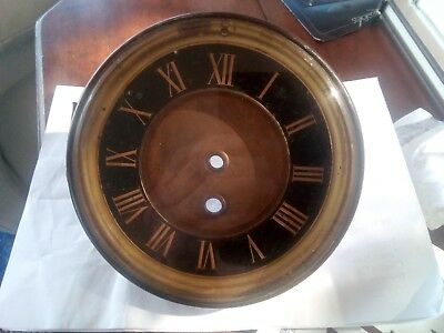 Antique clocks spares or repair. Dial , bezel , glass