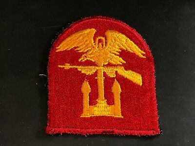 WWII Patch USMC Marines Combined Operations Amphibious Forces US Navy D-Day SSI