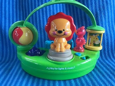 Fisher Price Precious Planet Jumperoo Jump Lights/Music Toy Replacement Part