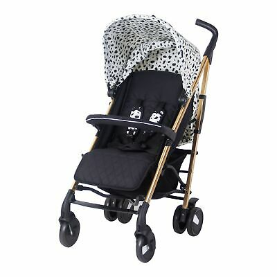 My Babiie Catwalk Collection By Abbey Clancy MB51 Stroller / Pushchair Dalmatian
