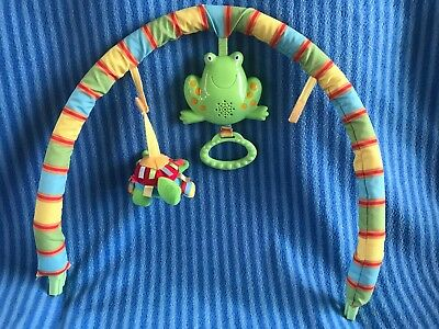 Fisher Price Hoppy Days Baby Bouncer Toy Arch Replacement Part