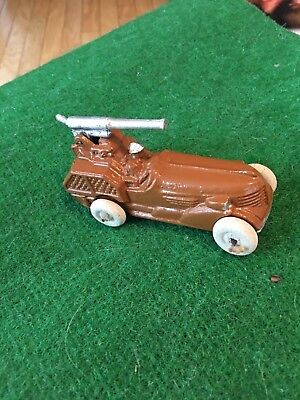 Anti-Aircraft Car In Very Nice Condition; Hard To Find. Same Day Shipping.