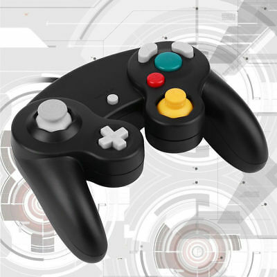 Black GameCube Controller Remote For Nintendo Wii GameCube And Wii Brand New 3Z