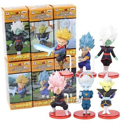 Dragon ball super World Collectable Figure WCF Vol.7 complete set