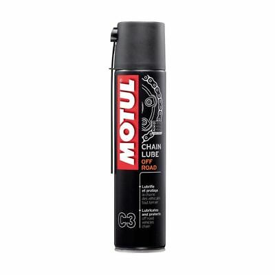 MOTUL grasso lubrificante catena olio MC CARE C3 CHAIN LUBE OFF ROAD