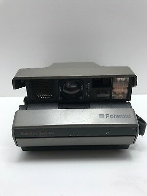 Polaroid Spectra System Camera - film tested, working