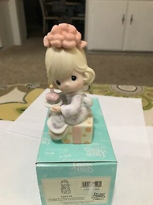Precious Moments Figurine -  120113, Wishing You The Sweetest Birthday w/box