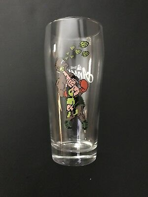 Answer Brewpub Punch Out Glass **Shipping Included**