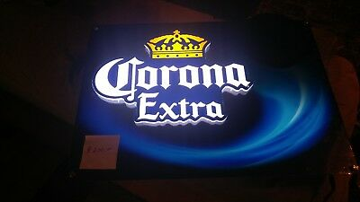 corona extra sports soccer ball LED sign