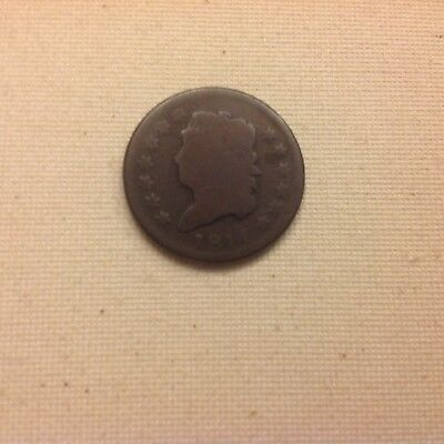 1814 Large Cent!!!  Classic Head Better Early date!!!