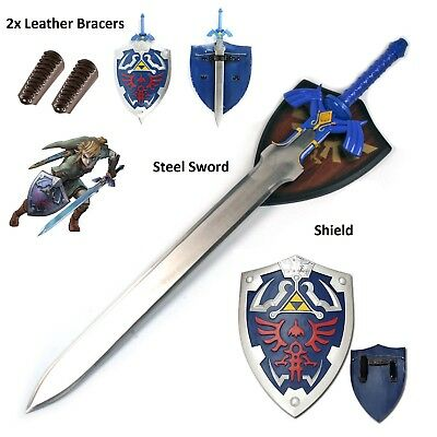 LARP Legend of Zelda Cosplay full gift set Unsharpened Link's steel master sword