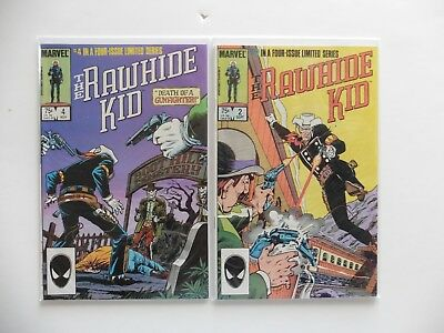The Rawhide Kid (Limited Series) Issues 2, 4, Marvel Comics