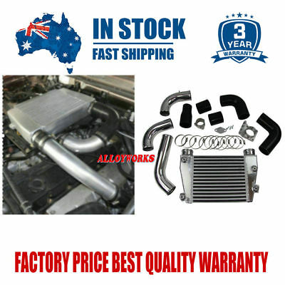 TOP Mount Intercooler Kits FOR 03-07 Nissan Patrol GU 4.2 TDi TD42 4.2L Diesel