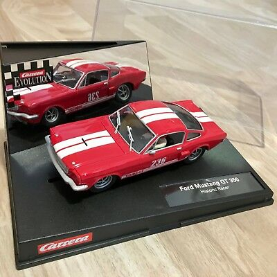 Carrera Evolution Ford Mustang GT 350 Historic Racer Nr. 25713