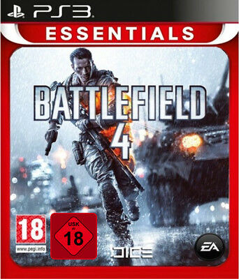PS3 Battlefield 4 100% UNCUT NEU&OVP Playstation 3