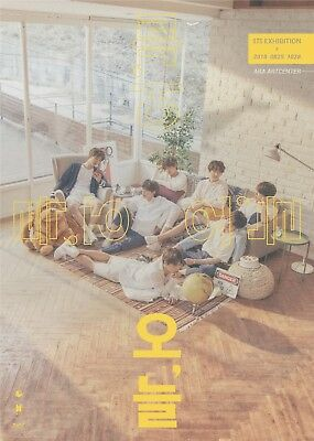 2018 BTS Exhibition '오, 늘' 'Oh, Always' Official MD Collection Big Hit BTS Goods