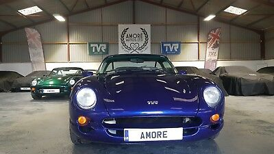 TVR Chimaera 4 litre 1998 Imperial Blue with PAS (New outriggers booked)