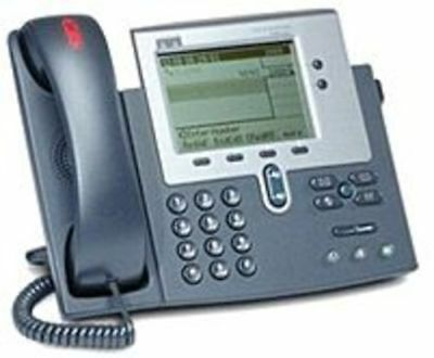 CP-7940G Cisco Unified IP Phone 7940G - VoIP phone - H.323, MGCP, SCCP, SIP -