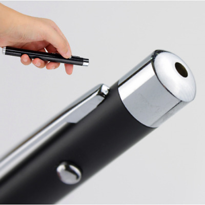 Powerful Laser Pointer - Bright 650nm Visible Light Beam + Sony Batteries + Case