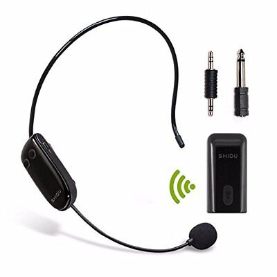 Wireless Kopfhörer Portable Wall-through Headset with 2 in 1 Handheld, Stable