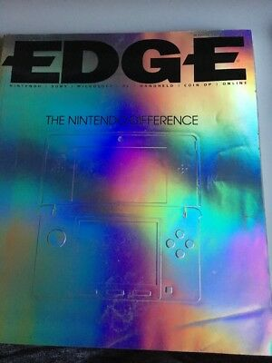 Edge Gaming Magazine 3/11 #225 - The Nintendo Difference