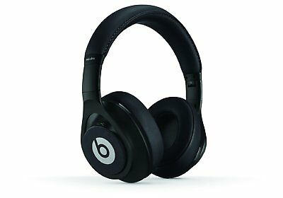 Authentic Beats By Dre. Executive Over-Ear Noise Cancelling Headphones Black
