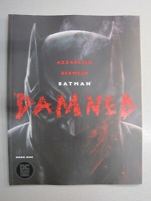 Batman Damned #1 Uncensored