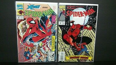 Spiderman #16 and #44