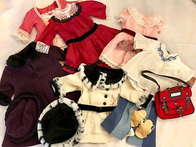 EUC American Girl Large Historic Outfit Lot - FREE SHIPPING!