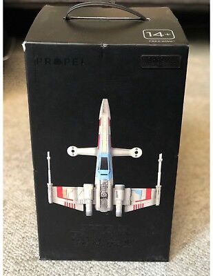 Disney Star Was Limited Edition Propel Star Wars Drone T-65 X-Wing Drone