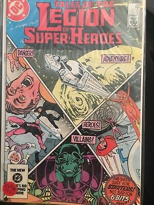 Tales Of The Legion Of Super Heroes #316