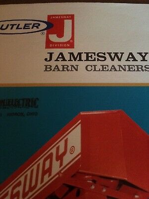 Jamesway Barn Cleaners 12 Page Brochure