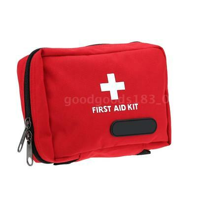 Professionnel Médical de Survie Secourisme Sac Portable First Aid Bag Nuef G6X7