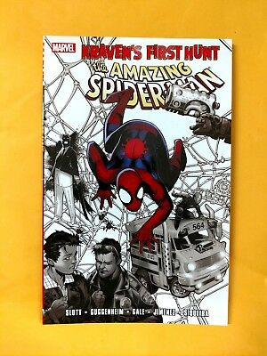THE AMAZING SPIDER-MAN #1 OVERSIZED NM 2015 UNREAD MARVEL COMICS bin-2017-6766