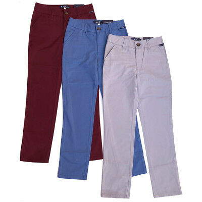 Ben Sherman Boys Chino Slim Fit Jeans Ages 7/8Y 8/9Y 10/11Y and 12/13 Years