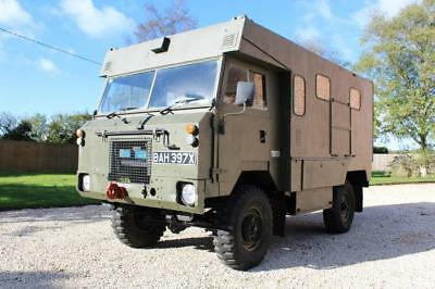 1981 Land Rover 101 Ambulance Body RHD 12 volt