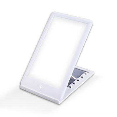 Sad Light Therapy Night Lamp with One Touch to Adjust 10000-32000 Lux Intensity