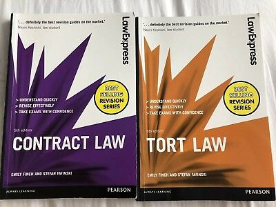 Law Express - Contract & Tort Law