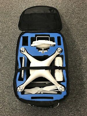 DJI Phantom 1, 2, 3, 4 Backpack, Trolley case with carry handle