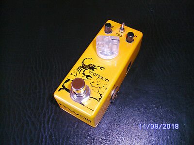 Movall Audio MM-01 Scorpion - High Gain Distortion/Overdrive