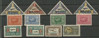 Lithuania,Lot 5*,mh