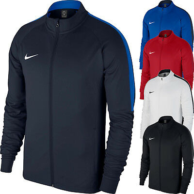 Nike Dry ACADEMY 18 Knit Jacket Top Tracksuit Football Running Sports Training