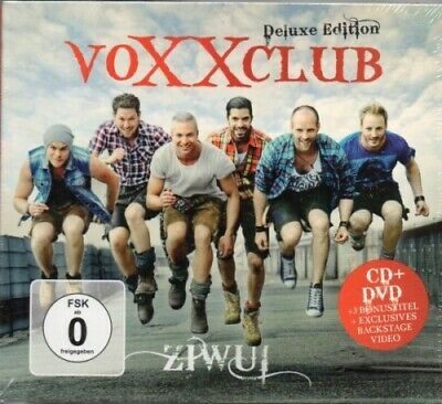 Voxxclub - Ziwui - Deluxe Edition - Digipack - CD + DVD - Neu / OVP
