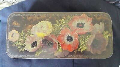 Macfarlene Lang & co's Biscuits & Cakes pre owned empty tin